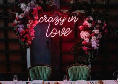 "Néon ""Crazy in love"""
