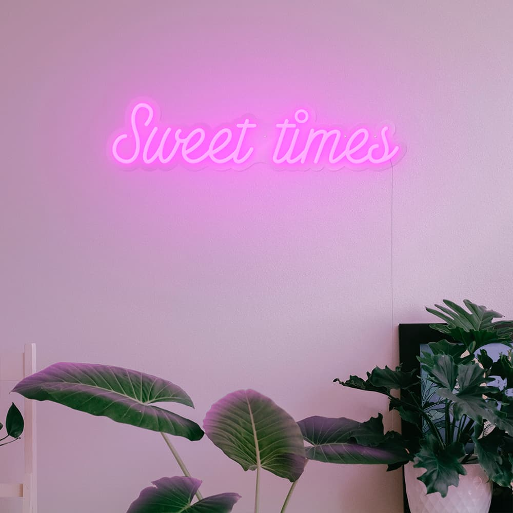 Sweet time_environnement