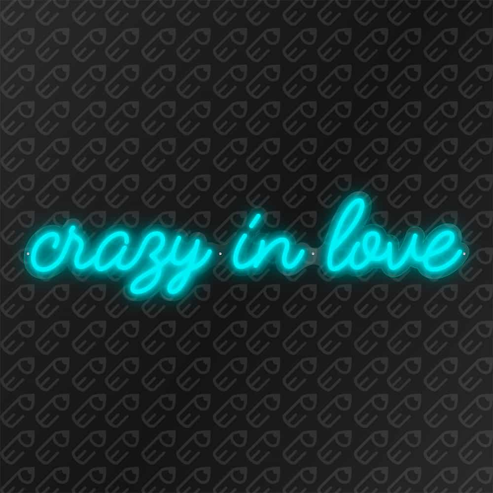 crazy in love Turquoise