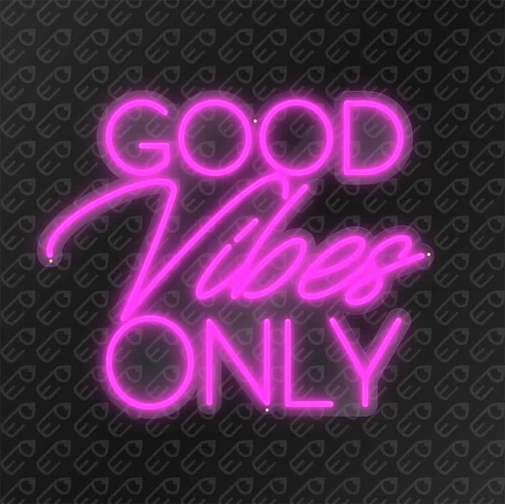 Good vibes Only Rose