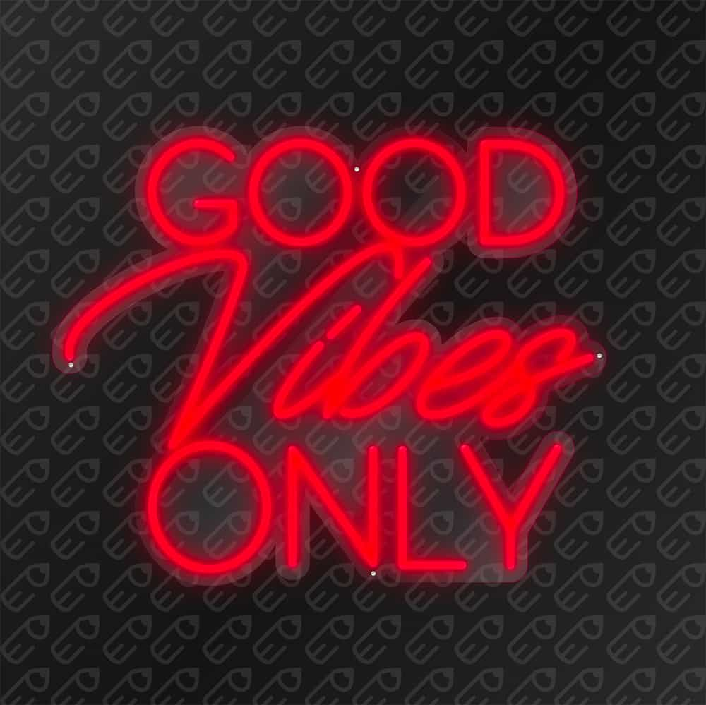 Good vibes Only Rouge