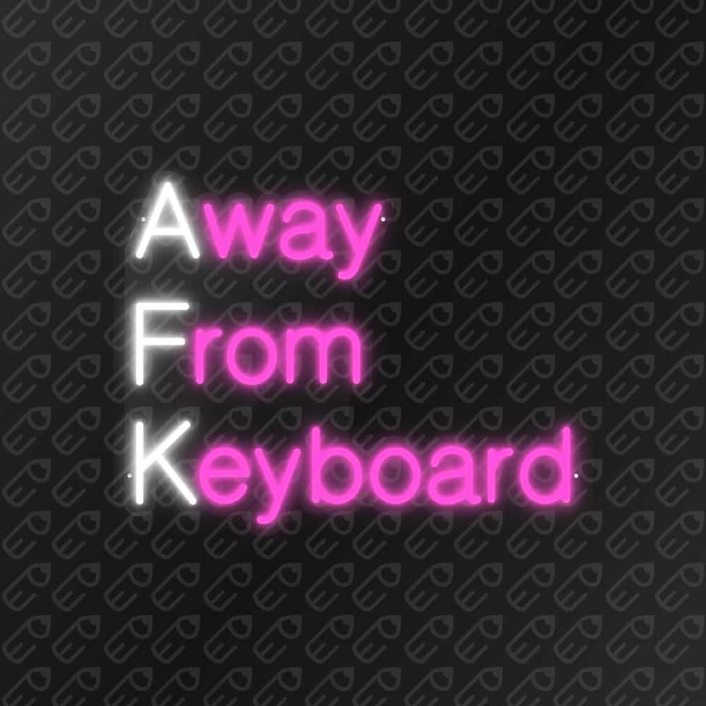 neon-led-away_from_keyboard_rose