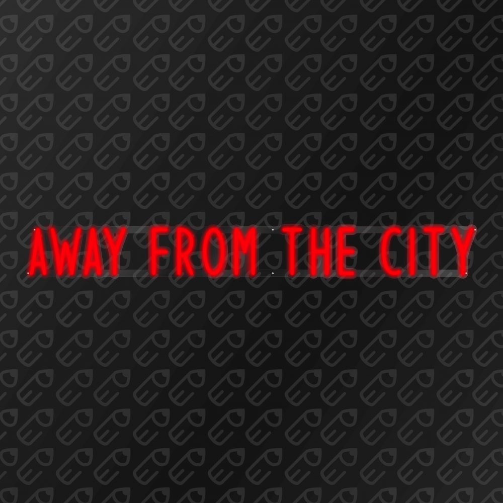 Neon-Away-From-the-city-rouge