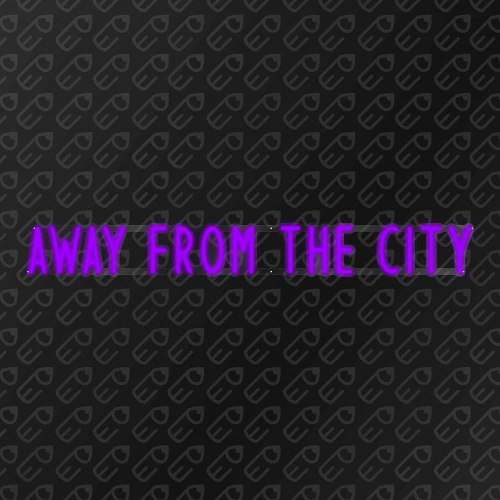 Neon-Away-From-the-city-violet