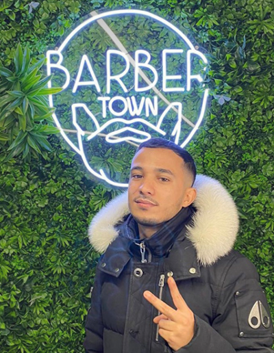 Barber Town